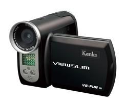 1.5型TFT液晶モニタ搭載 デジタルムービーカメラ