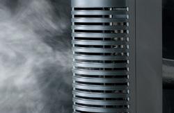 マイナスイオンで空気を浄化