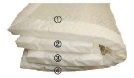 エアーデ枕の構造