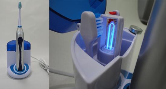 除菌機能付きのデンタルソニックプロ