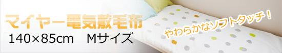 ユーイングの電気敷毛布