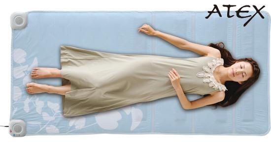 ウォータージェルもついた涼感寝具そよそよ