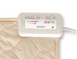 電位治療器の操作パネル