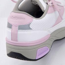 ピンク背面