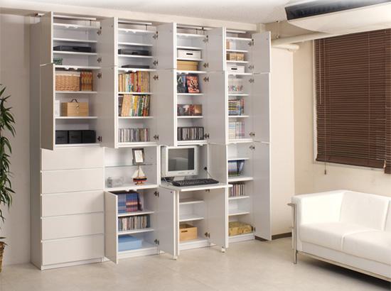 壁面収納家具シリーズ