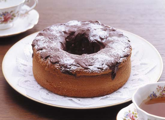 おいしいケーキも