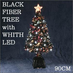 クリスマスツリーファイバー90cm