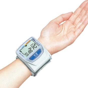 スマートな血圧計