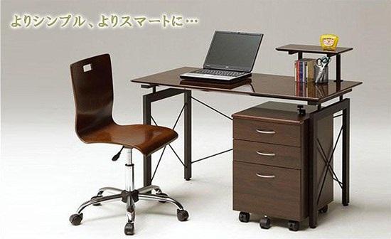 パソコン机オフィス