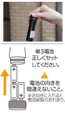 日傘使い方5