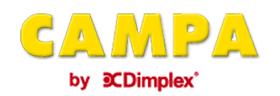 キャンパ CAMPA by ディンプレックス