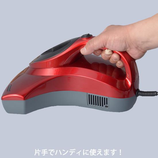 コンパクト掃除機