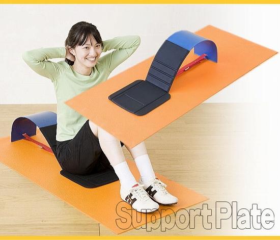 自宅で気軽に腹筋運動が楽しめる腹筋エクササイズマシン 腹筋運動が苦手なあなたでも、気軽に始められ