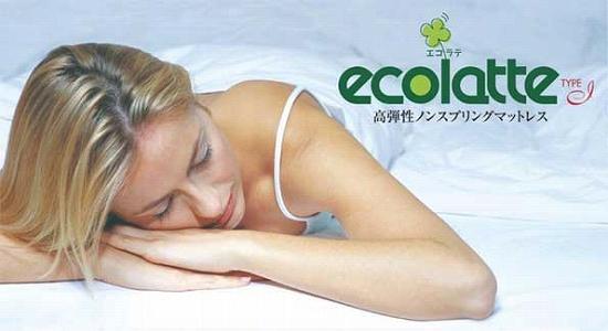 エコラックス Type-I 4【高反発マットレス】