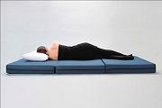 優れた体圧分散するエコラテマットレス