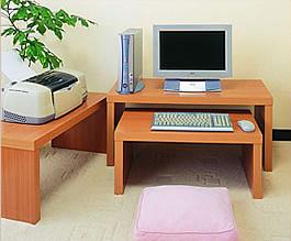 ネストテーブル パソコンルーム設置例