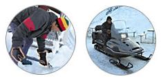寒い冬の作業もへっちゃら。雪かきやウィンタースポーツをしても手が冷たくなりません!