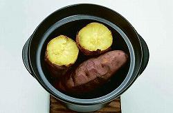 おいしそうな焼き芋