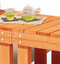 木製えん台