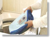 スペースアイスシート(涼感アイスシート)は、洗濯できます。