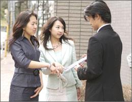 六本木・青山のOLさんによるコーディネート