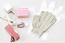 マイクロカレント 手袋