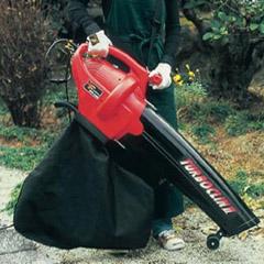園芸用掃除機