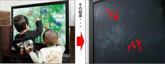 液晶TV保護パネル