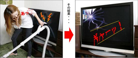 液晶TV保護フィルム