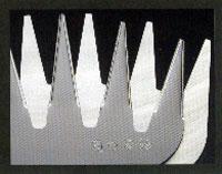 TOYOTOMI【トヨトミ】 芝生バリカン CGS-13の刃は伝統と信頼の「関の刃物」を採用