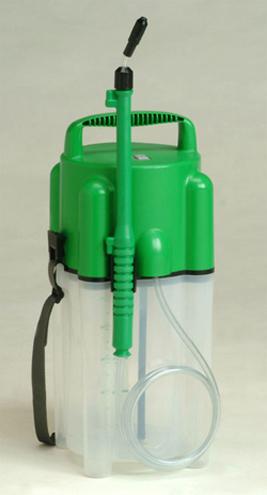 TOYOTOMI【トヨトミ】 電動噴霧器 乾電池式 ESD-50G 画像1