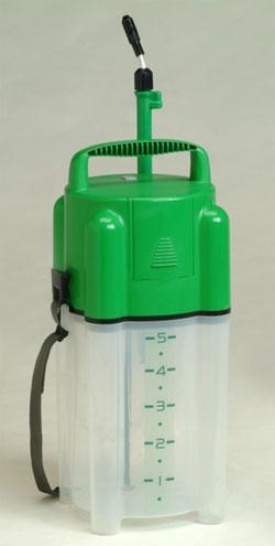 TOYOTOMI【トヨトミ】 電動噴霧器 乾電池式 ESD-50G 画像2