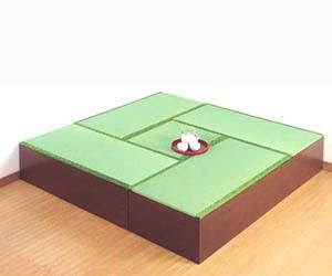 ユニット畳 1畳用と半畳用