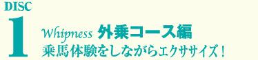 Whipness【ウィップネス】☆Disc1・外乗コース編