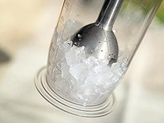 氷も砕けるハイパワー
