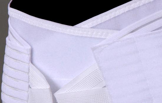 腰コルセットの肌面(内側)にはゲルマニウムプリント加工をしております。