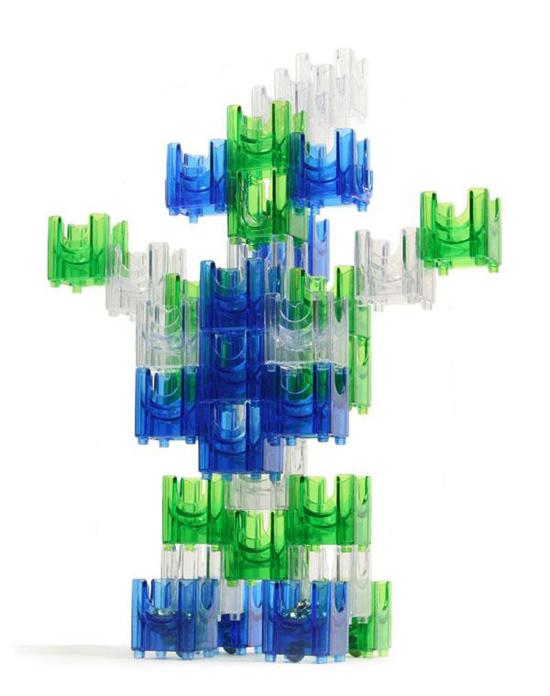 ブロック組み立て見本2