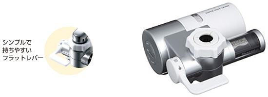 家庭用浄水器 クリンスイCSP601-SV