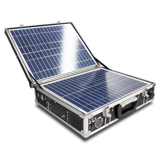 ソーラー発電システム写真1