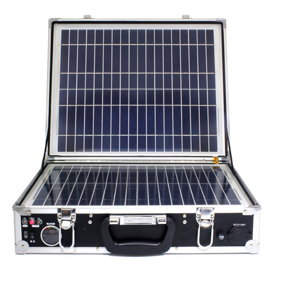 ソーラー発電システム写真2