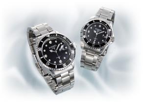 フォーベルのペア腕時計