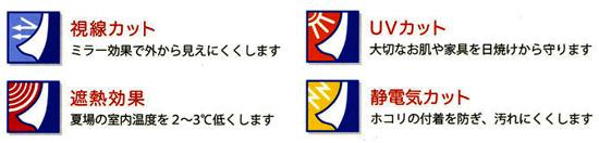 ベランダ日よけサンシェード L(180x270cm) の特徴