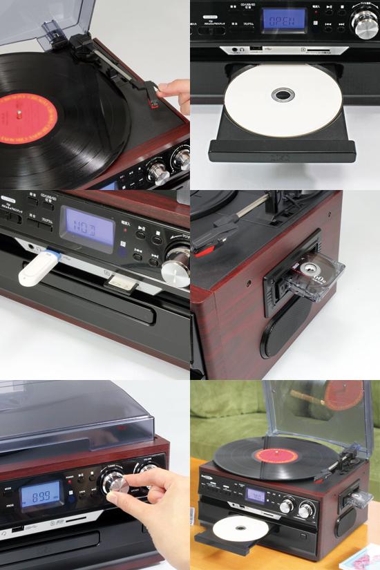 レコード デジタル録音