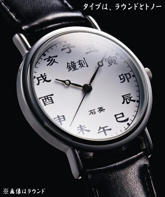 レトロ文字盤腕時計