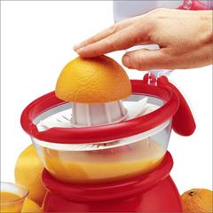 ARIETE 果汁絞り器[電動シトラススクイーザー]アリエテ ディズニーレッドシリーズ シトラス・スクイーザー 406J の説明画像