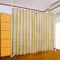 つっぱり式目隠しカーテン