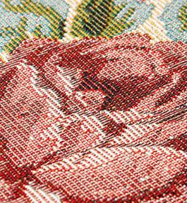 華やかなゴブラン織の生地